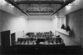 Sala koncertowa im. Lutosławskiego we Wrocławiu