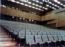 Sala koncertowa WOSPRiT w Katowicach
