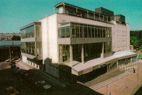 Teatr Polski we Wrocławiu - widok zewnętrzny
