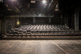 Teatr na Dworcu Świebodzkim - scena