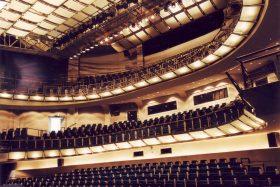 Teatr Polski we Wrocławiu sala im. Grzegorzewskiego