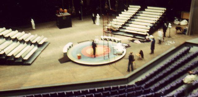 Narodowy Teatr Serbski - Sala poliwalentna